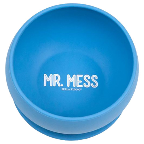 Suction Bowl, Mr. Mess