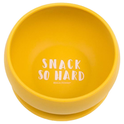 Suction Bowl, Snack So Hard