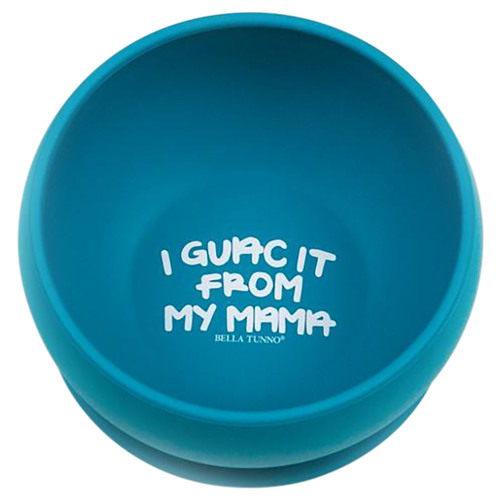 Suction Bowl, Guac it From My Mama