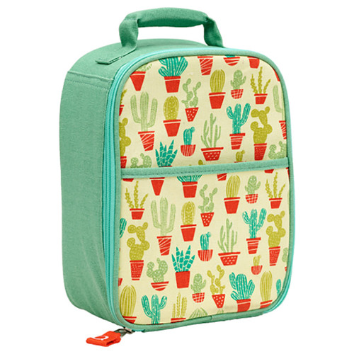 Lunch Tote, Happy Cactus