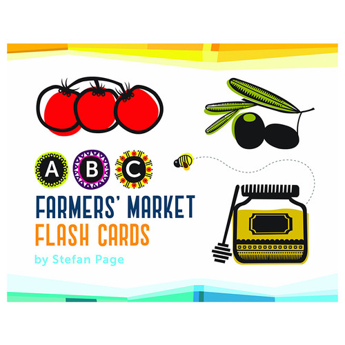 Flash Cards, ABC Farmers Market