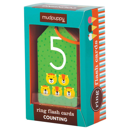 Flash Cards, Counting
