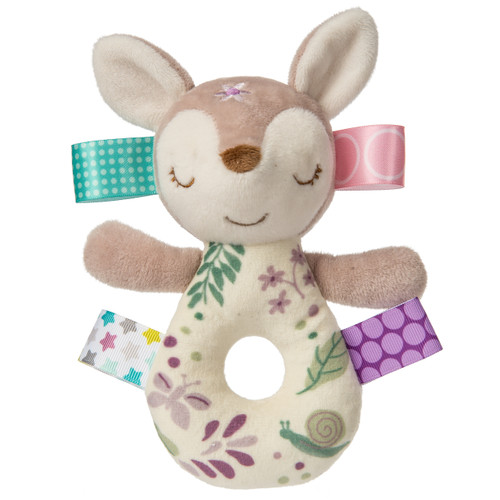 Taggies Fawn Rattle