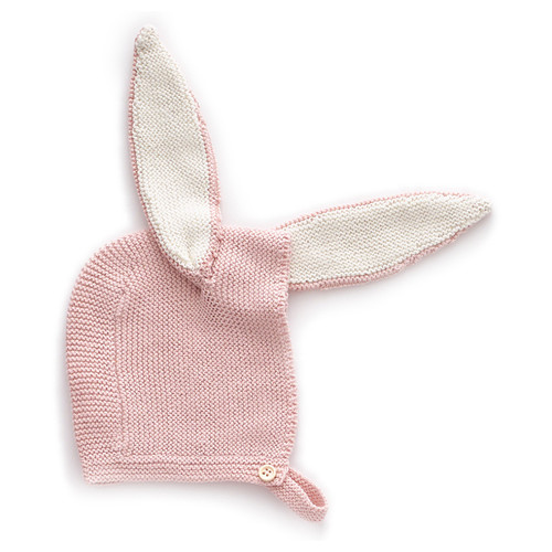 Oeuf Bunny Hat, Light Pink