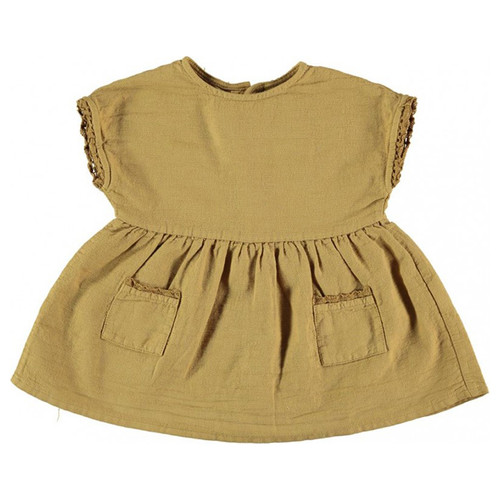 Lucia Dress, Moutarde