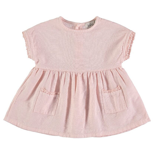 Lucia Dress, Light Pink