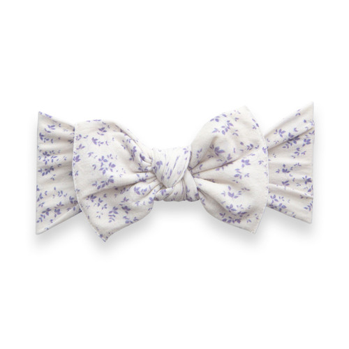 Knot Bow, Lilac Vine
