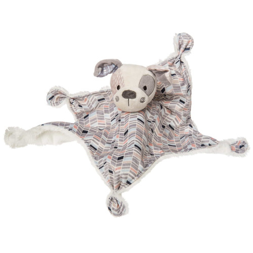 Puppy Knotted Lovey, Neutral