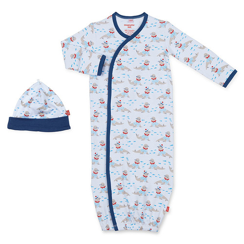 Magnetic Gown Set,  Petit Marin