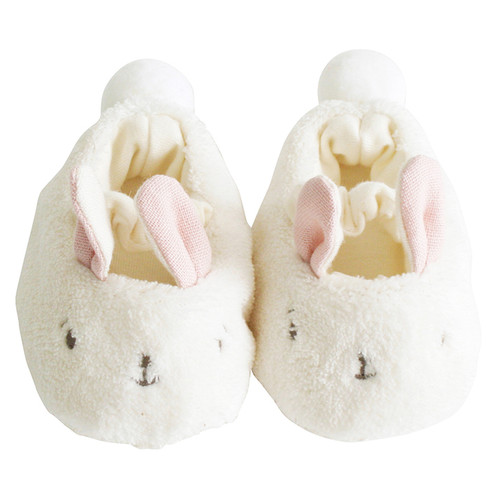 Snuggle Bunny Slippers, Pink