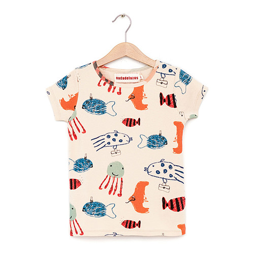 T-Shirt, Shoal of Fishes