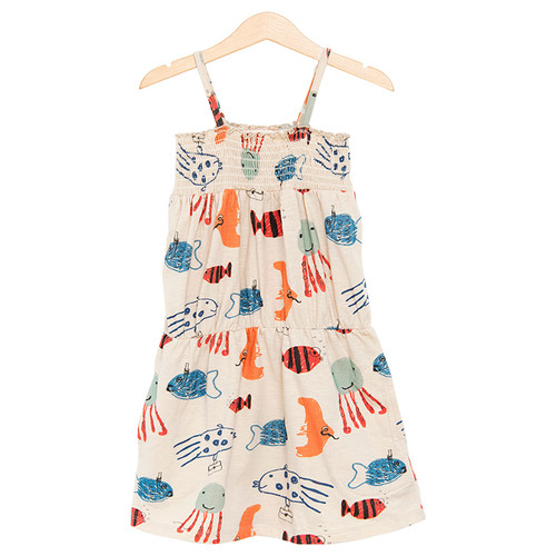 Dress, Diving Fishes