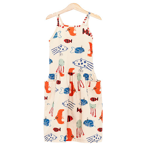 Dress, Mediterranean Fishes