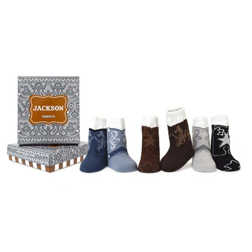 Socks Six Pack, Jackson