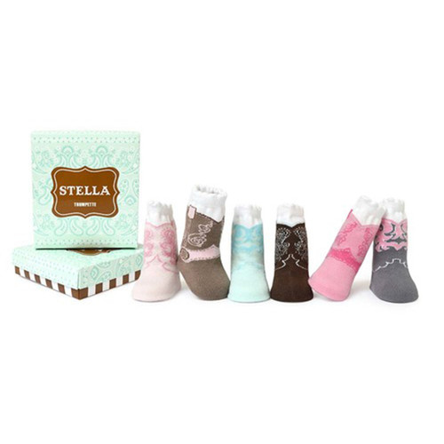 Socks Six Pack, Stella