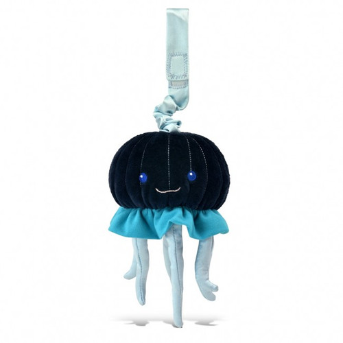 Stroller Toy, Jellyfish Blue
