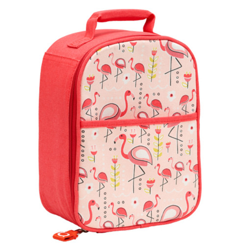 Lunch Tote, Flamingo