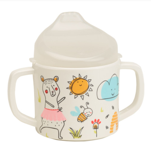 Sippy Cup, Clementine Bear