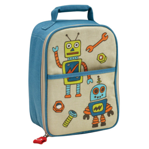 Lunch Tote, Robot