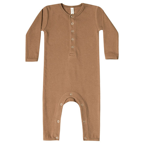 Ribbed Jumpsuit, Copper