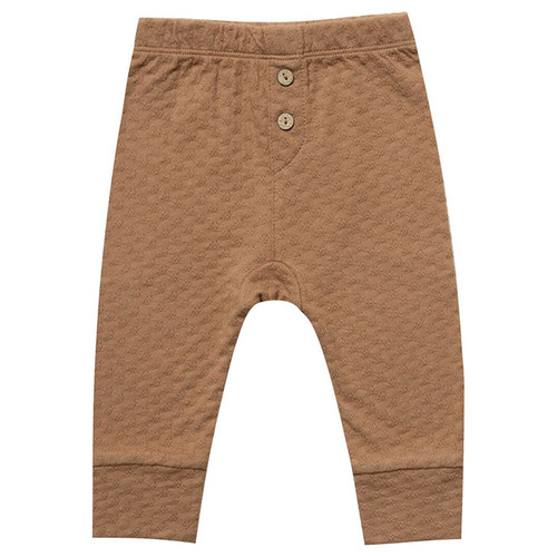Pointelle Pajama Pant, Copper