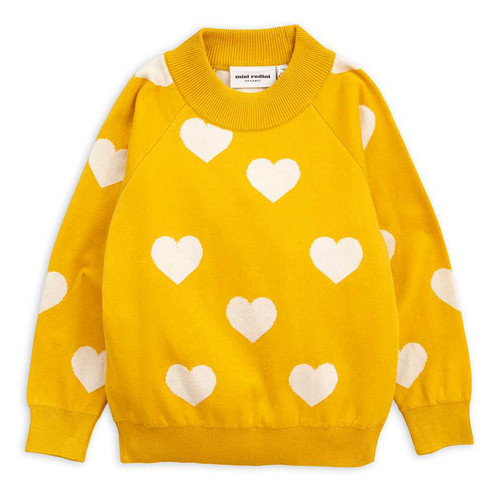 Knitted Sweater, Heart