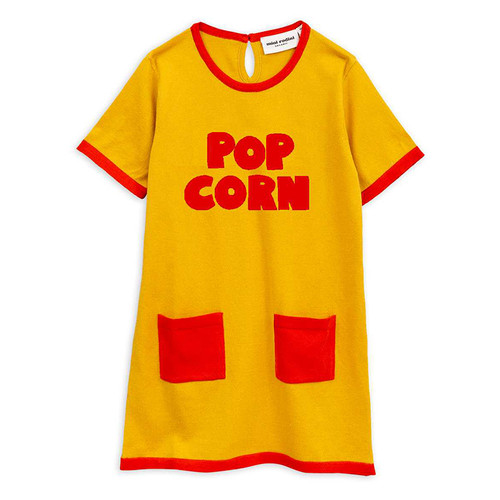 Knitted Dress, Popcorn