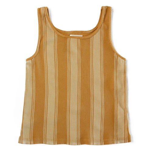 Tank Top, Vertical Stripe
