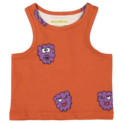 Tank Top, Purple Raspberries