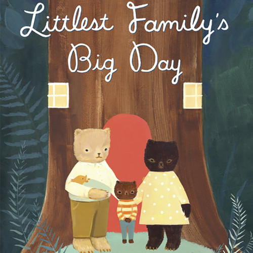 Littlest Family's Big Day Book