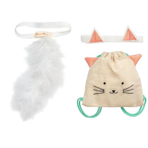 Doll Dress Up, Cat Backpack