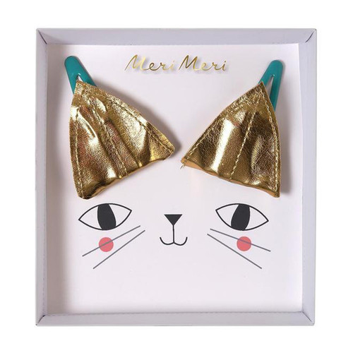 Hair Clips, Cat Ear