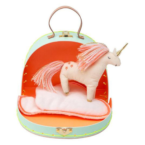 Mini Suitcase, Unicorn