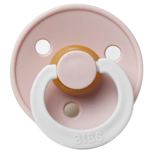 Classic Round Pacifier, Blush Glow in the Dark