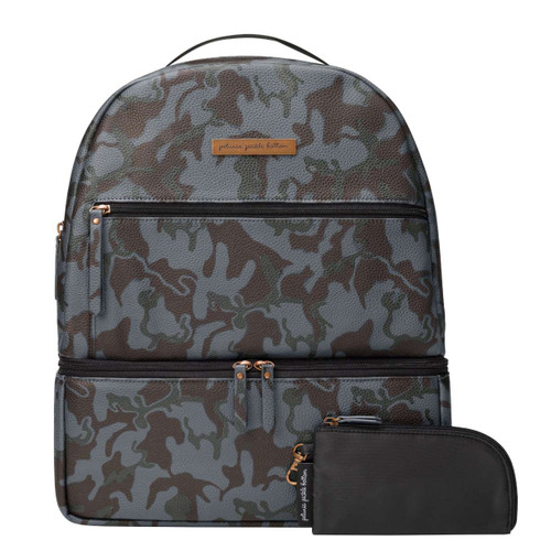 Petunia Pickle Bottom Axis Backpack, Camo