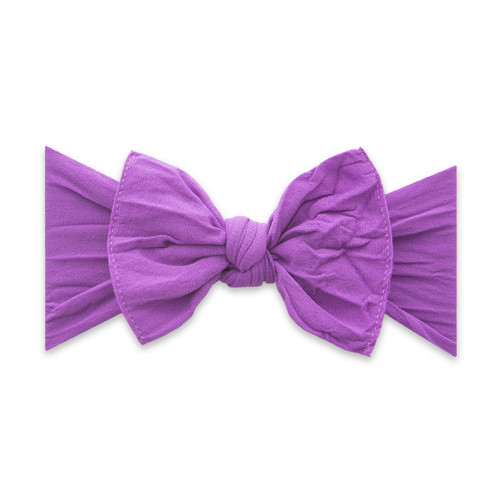 Knot Bow, Grape