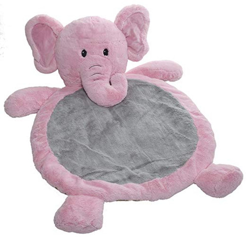 Play Mat, Pink Elephant