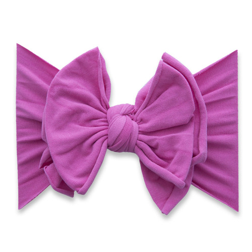 FAB-BOW-LOUS Bow, Hot Pink