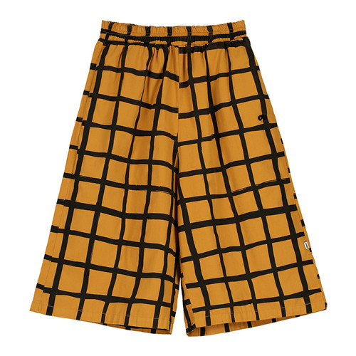 Oversized Culottes, Grid