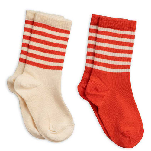 Mini Rodini 2-Pack Socks