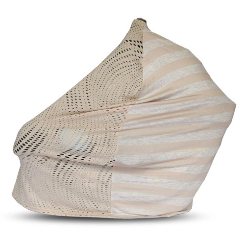 Covered Goods Multi Use Car Seat Cover, Breezy Sand Mismatch