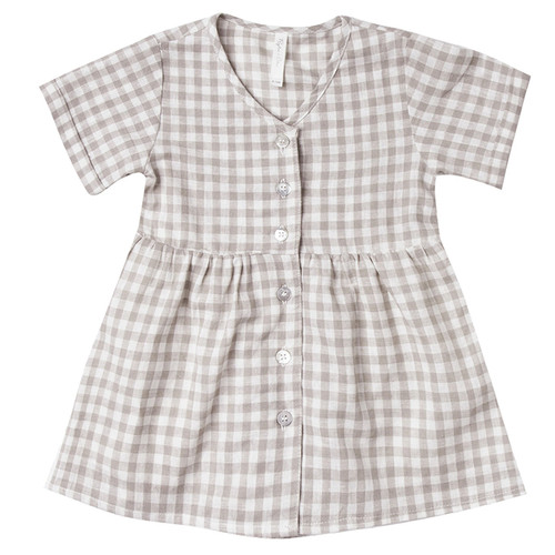 Rylee & Cru Jeanette Dress, Gingham