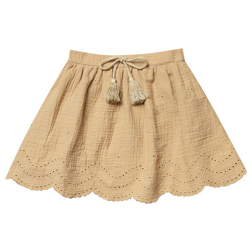 Rylee & Cru Mini Skirt, Eyelet