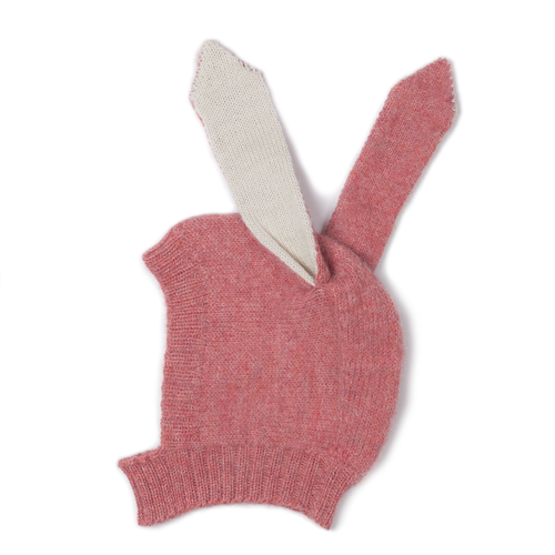 8e78225d1 Oeuf Bunny Hat, Rose