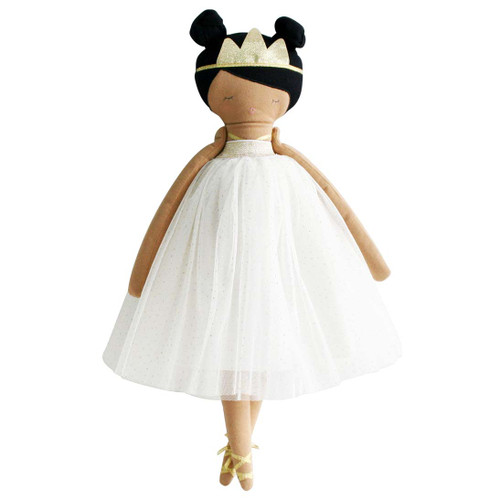 Princess Pandora Doll, Ivory/Gold