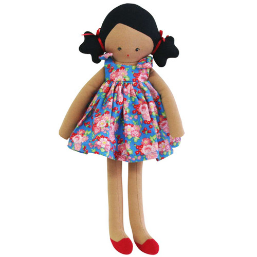 Willow Doll, Blue