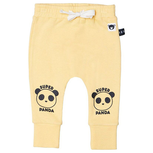 Drop Crotch Pant, Super Panda