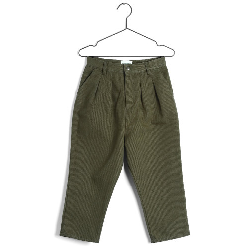 Wolf & Rita Andre Trousers, Verde