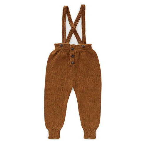 Oeuf Suspender Pant, Olive