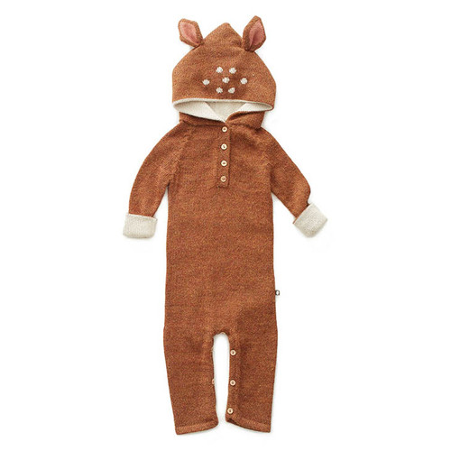 Oeuf Hooded Jumper, Bambi